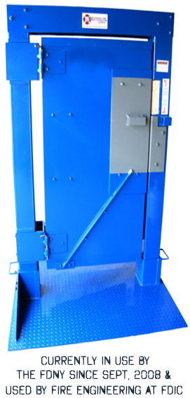 Firehouse Innovations Corp The Multi Force Forcible Entry Door System